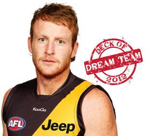 Deck of Dream Team 2012: Daniel Connors
