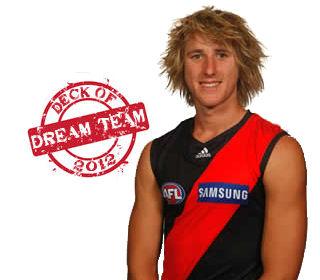 Deck of Dream Team 2012: Dyson Heppell