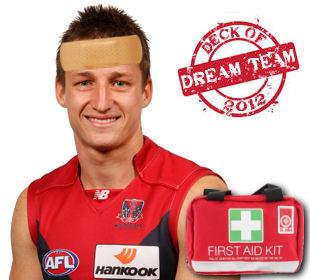Deck of Dream Team 2012: Jack Grimes