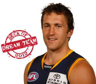 Deck of Dream Team 2012: Jason Porplyzia