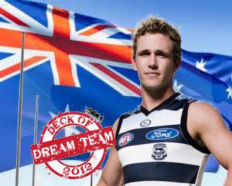 Deck of Dream Team 2012: Joel Selwood