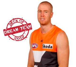 Deck of Dream Team 2012: Jon Giles