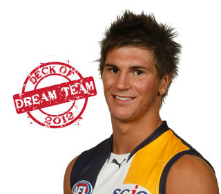 Deck of Dream Team 2012: Koby Stevens