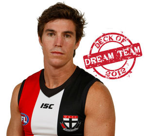 Deck of Dream Team 2012: Lenny Hayes
