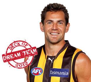 Deck of Dream Team 2012: Luke Hodge
