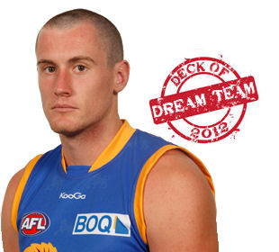Deck of Dream Team 2012: Matthew Leuenberger