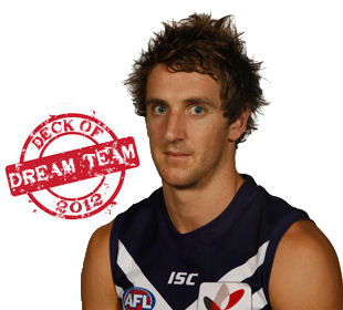 Deck of Dream Team 2012: Michael Barlow