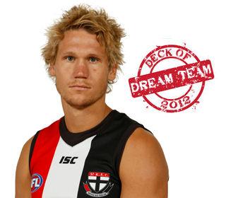 Deck of Dream Team 2012: Sam Gilbert