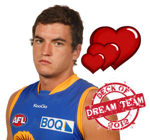 Deck of Dream Team 2012: Tom Rockliff