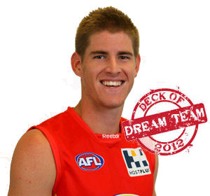 Deck of Dream Team 2012: Zac Smith