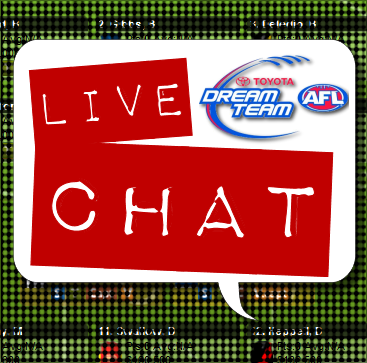 AFL Dream Team 2012 Opening Countdown Chat