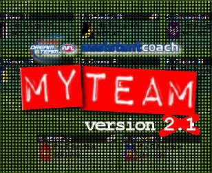 My Team 2012: Version 2.1