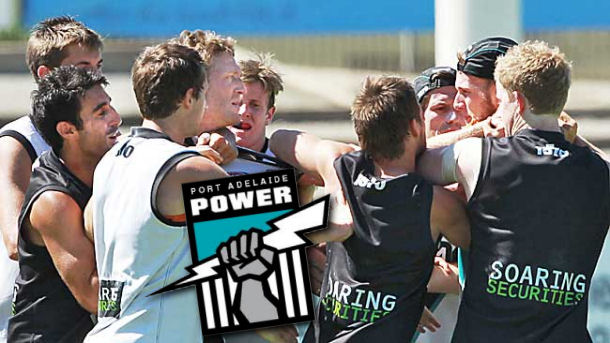 Port Adelaide Power 2012 DT Preview