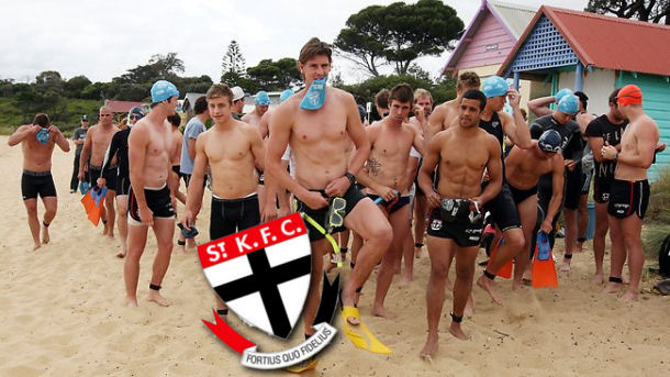 St Kilda Saints 2012 DT Preview