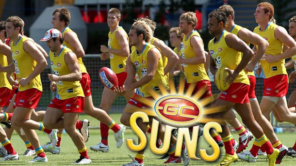 Gold Coast Suns 2012 DT Preview