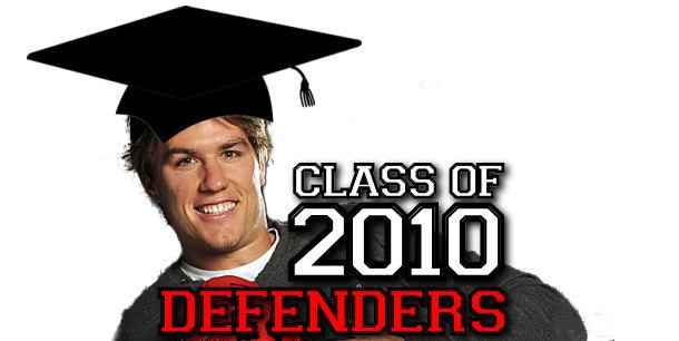Class of 2010 – Defenders