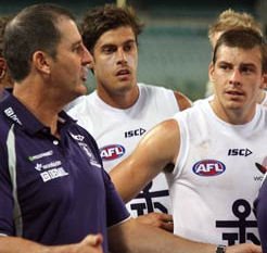 Fremantle Intra-Club Report – 10th Feb 2012