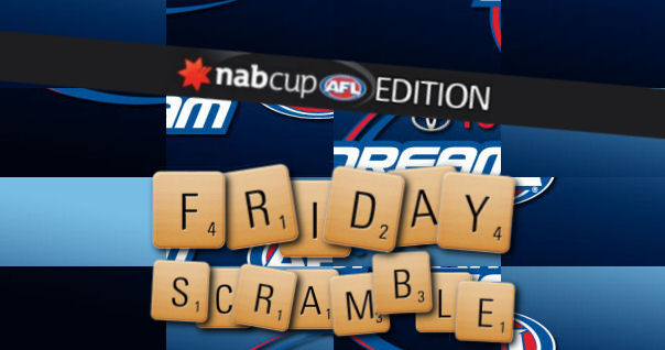 The Friday Scramble: NAB wk2