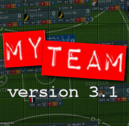 My Team 2012: Version 3.1