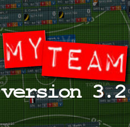 My Team 2012: Version 3.2