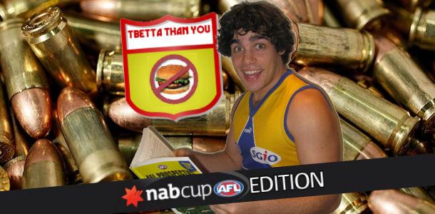Tbetta's Bullets: Nab #1