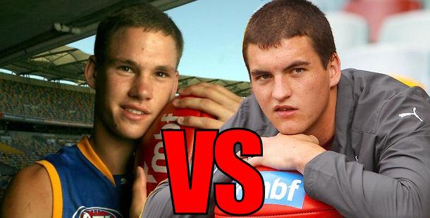 Versus – Round 7: Rockliff v Redden