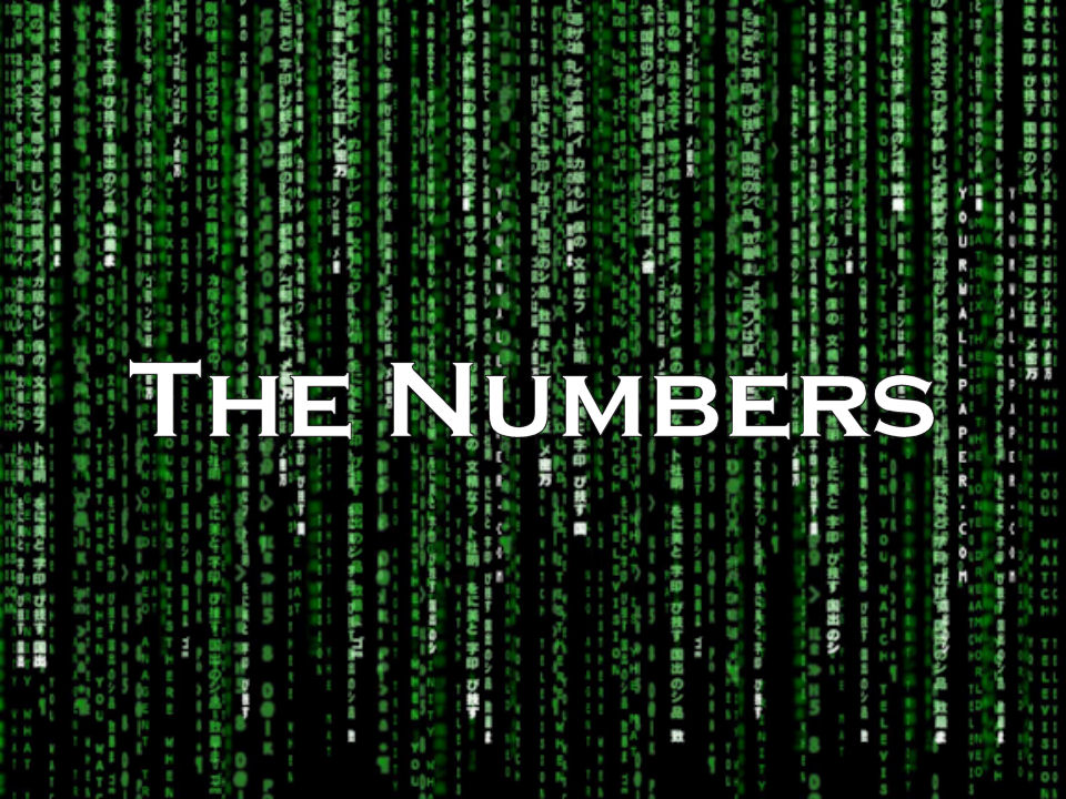 The Numbers – NAB Round 3