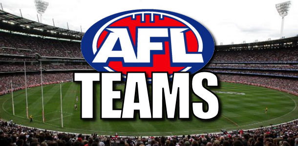 AFL Teams: Round 1 – Tigers v Blues