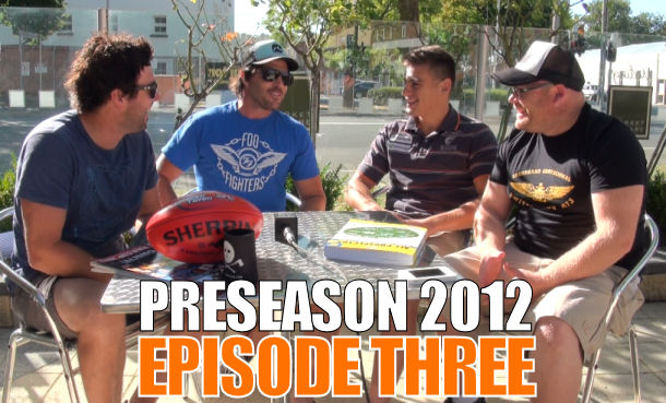 DT TALK 2012: Preseason Episode 3