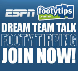 DT TALK Footy Tipping Competition