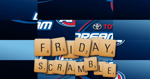 The Friday Scramble: Round 1B