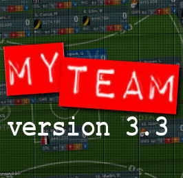 My Team 2012: Version 3.3