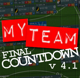 My Team 2012: Version 4.1