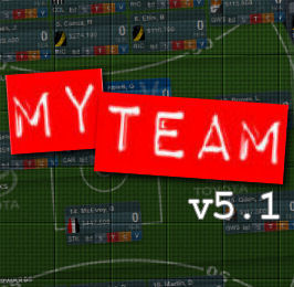 My Team 2012: Version 5.1