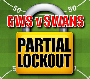 Partial Lockout 1: In Effect