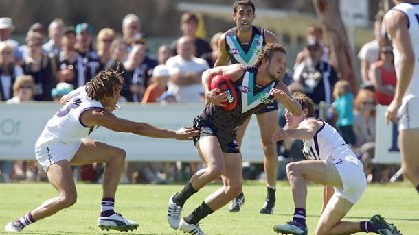 Power v Dockers NAB Cup Review