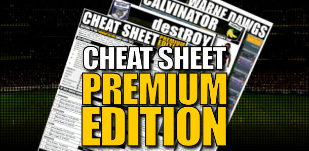 DT TALK Cheat Sheet: Premium Edition ON SALE