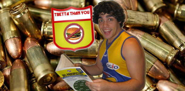 Tbetta's Bullets: Round 1