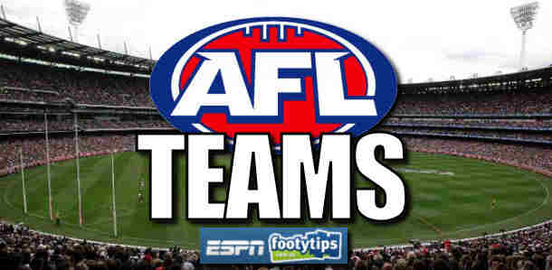 AFL Teams: Round 2 – Lions v Blues