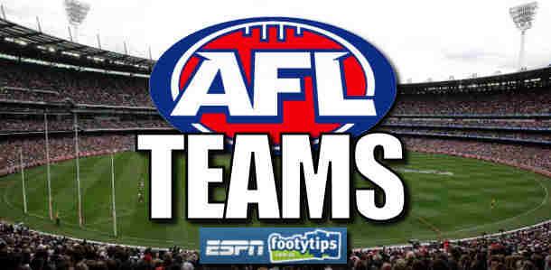AFL Teams: Round 2 – Lions v Blues