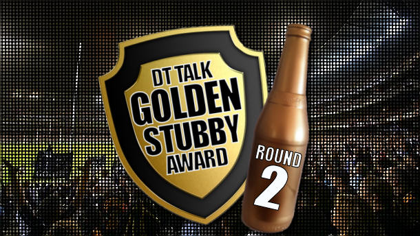 Golden Stubby – Round 2