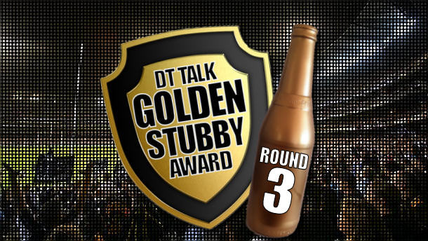 Golden Stubby – Round 3