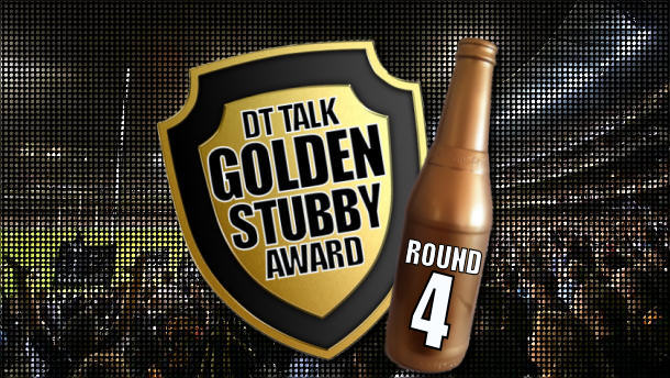 Golden Stubby – Round 4