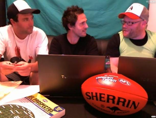 DT TALK Live 2012: Round 2