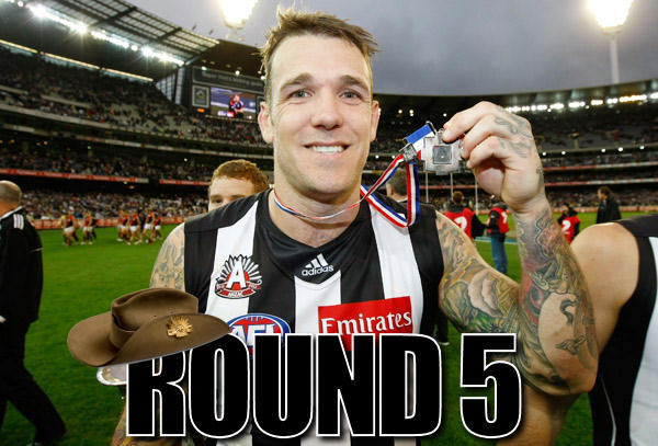 Swanny's 171: Round 5 Review