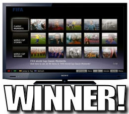 Cheat Sheet TV Winner Announced