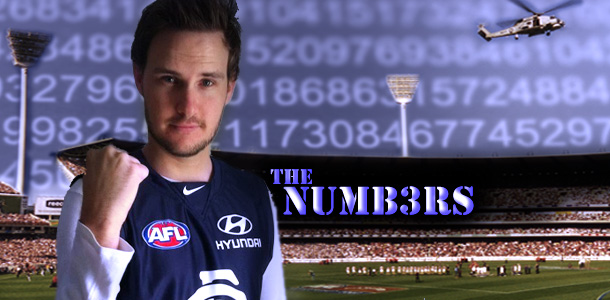 The Numbers – Round 8