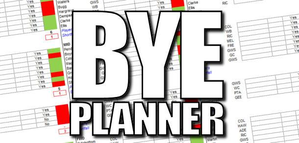 Bye Planner
