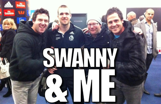 Swanny and Me