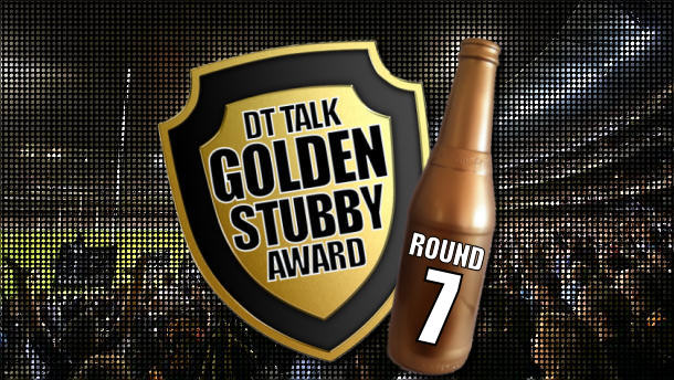 Golden Stubby – Round 7